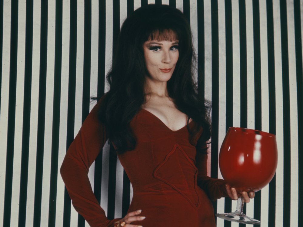 Fenella Fielding in Carry On Screaming (1966)