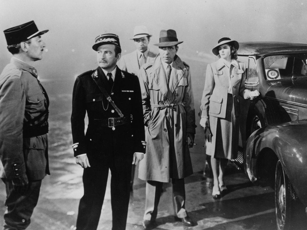 Claude Rains in Casablanca (1942)