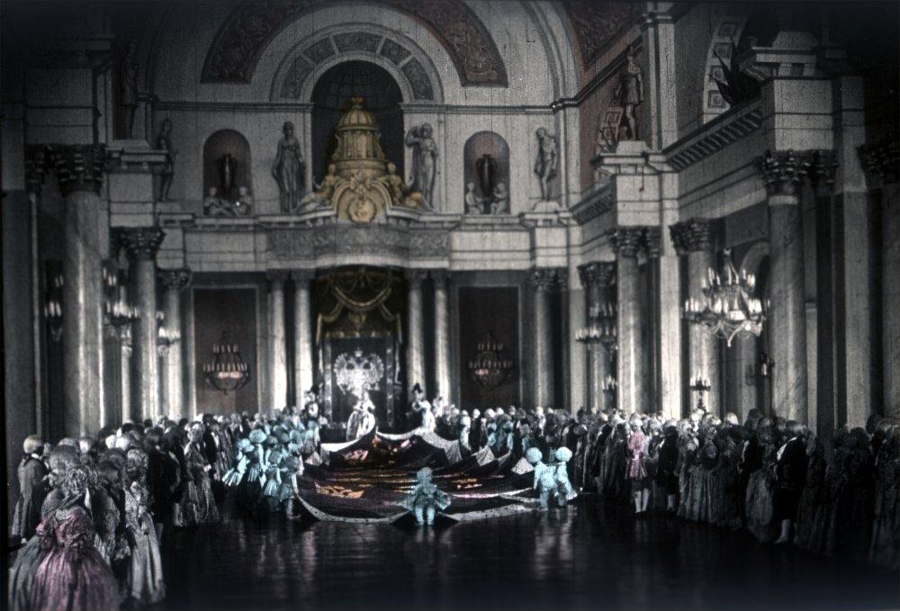 Alexandre Volkoff's Pathécolor Casanova (1927)