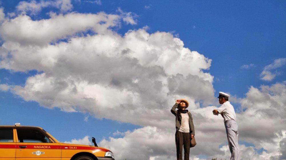 Casting Blossoms to the Sky (2012)