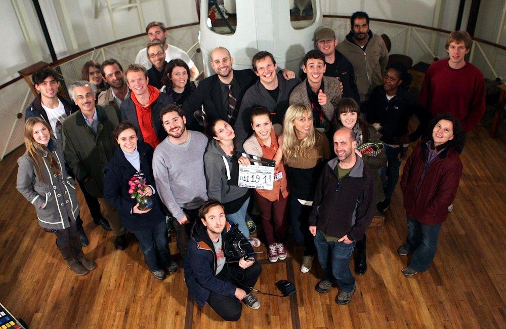 The team at Catsnake Film