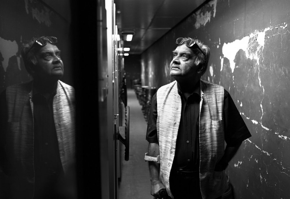 P.K. Nair in Celluloid Man (2012)