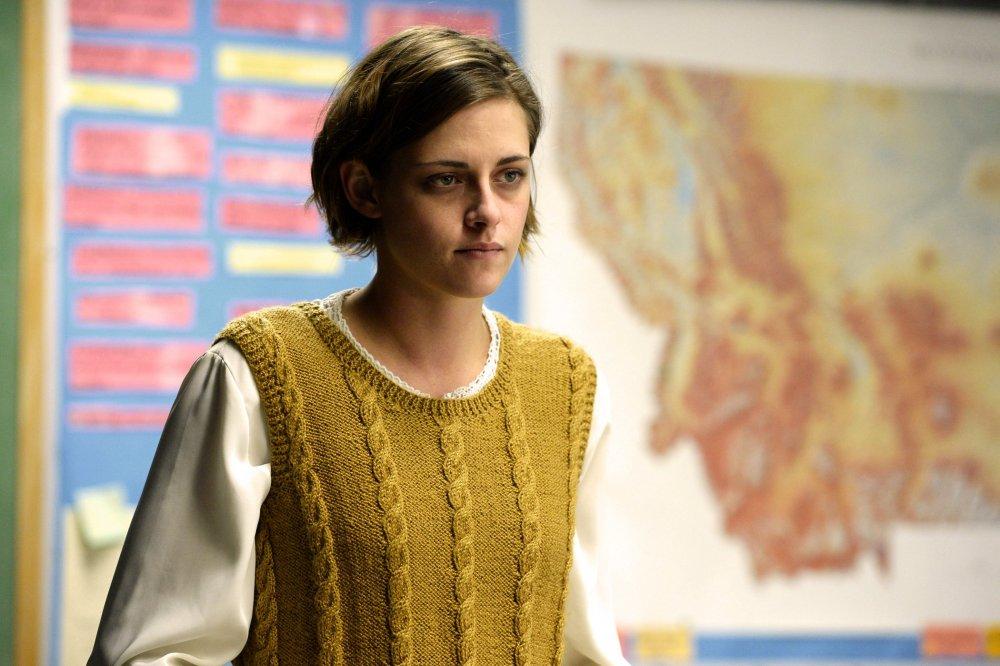 Kristen Stewart as teacher Beth