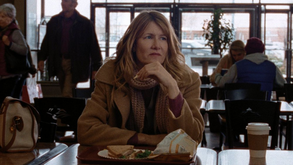 Laura Dern as lawyer Laura