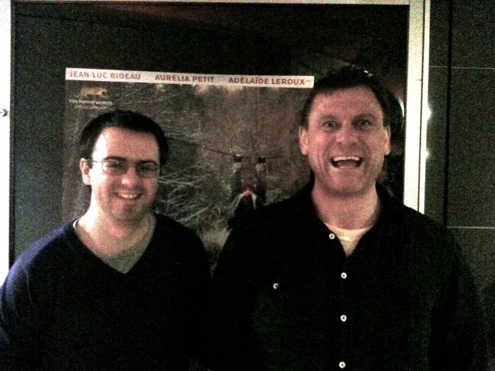 Jamie Chadd with Andrew Kötting
