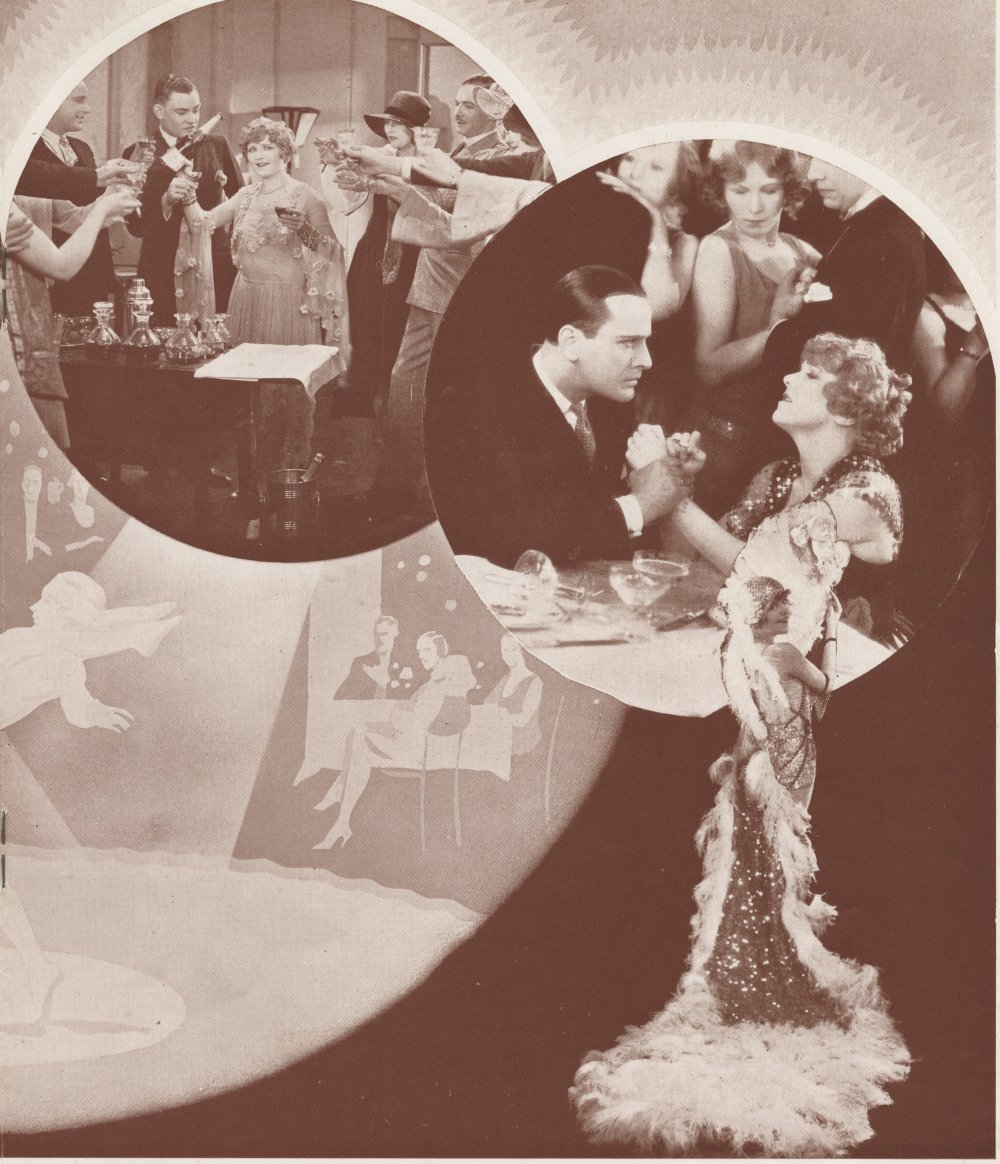Press Book for Champagne (1928)