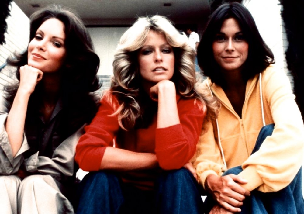 Charlie's Angels, episodes of which John Llewellyn Moxey directed