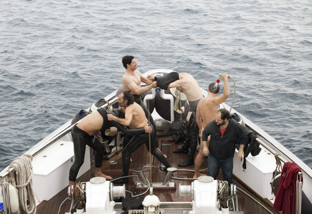 Athina Rachel Tsangari's Chevalier, winner of this year's London Film Festival Official Competition