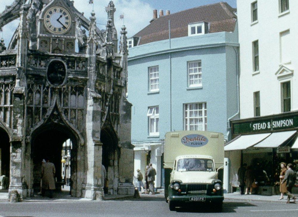 Chistester Tour (1962)