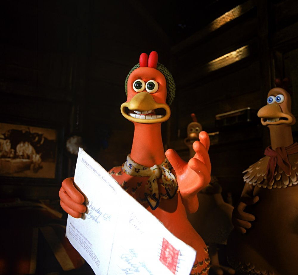 BFI And Aardman Launches Partnership To Develop New