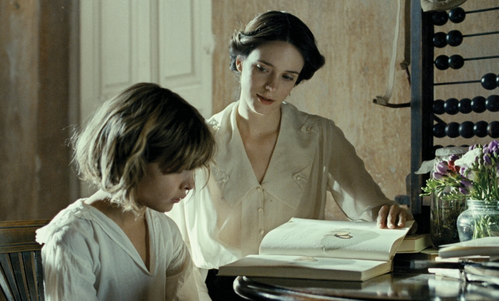 Risultati immagini per the childhood of a leader