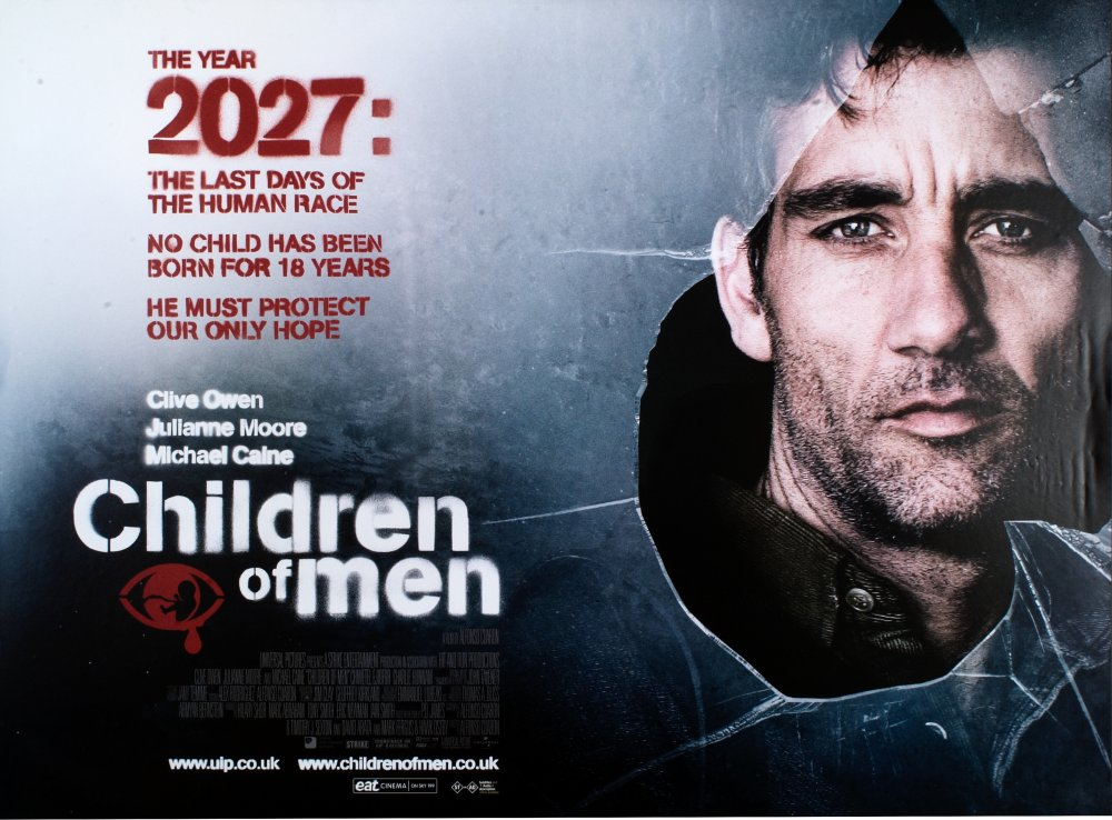 Children of Men: Why Alfonso Cuarón's anti-Blade Runner looks more ...