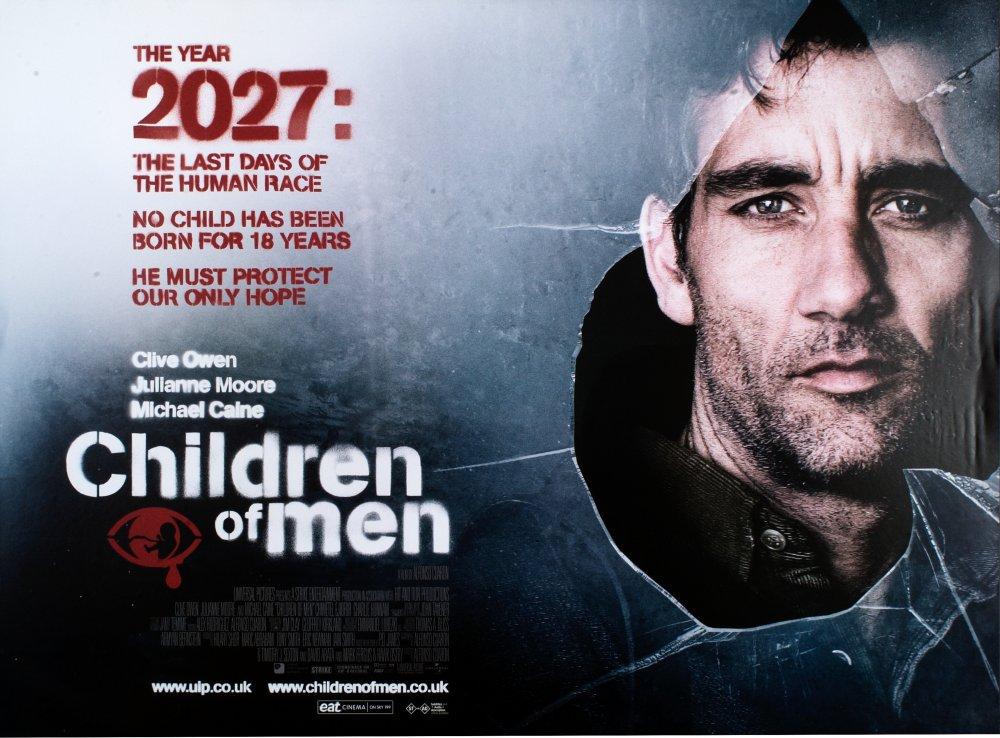 Children of Men (2006) poster