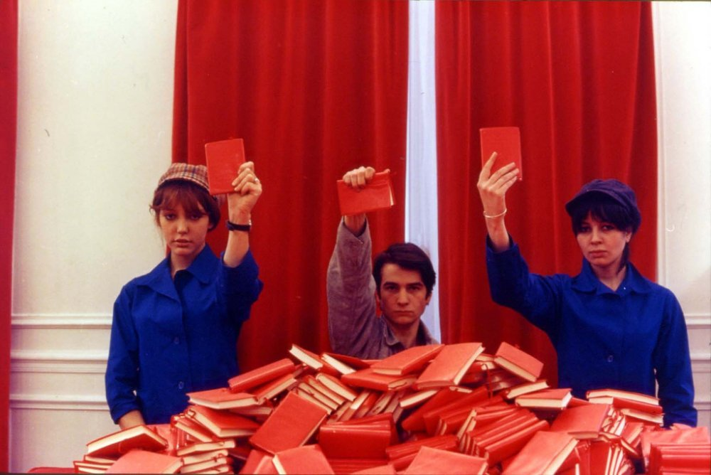 Jean-Luc Godard's La Chinoise (1967), a new restoration of which screened at Bristol's Cinema Rediscovered festival