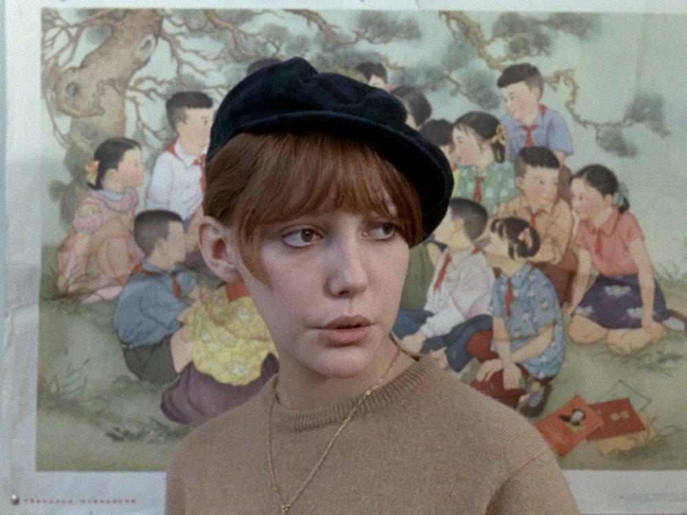 As [Véronique] in La Chiniose (1967)