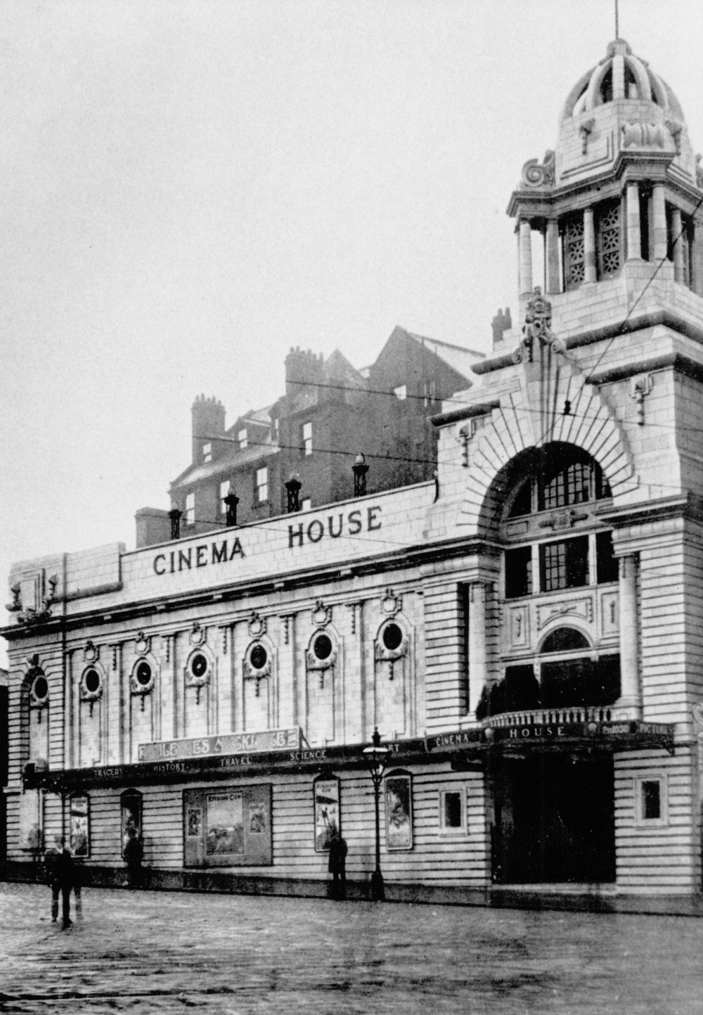 The Cinema House, Sheffield, 1914