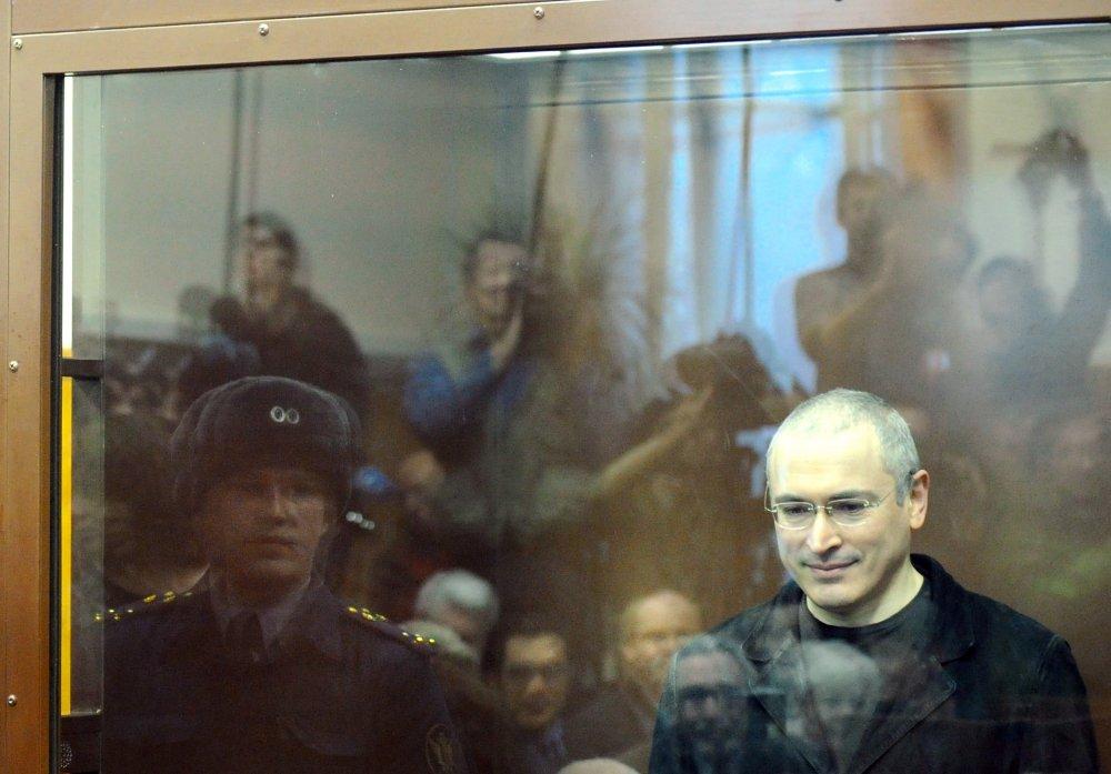 Mikhail Khodorkovsky in Citizen K