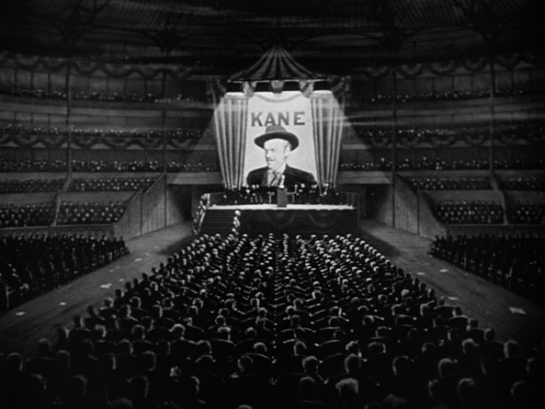 sound technique in citizen kane film studies essay Underscoring the film's centrality to understanding orson welles's film oeuvre, and, in the opinion of many film scholars, to the mid-century rejuvenation of narrative sound cinema, several book-length publications have been devoted exclusively to citizen kane, a distinction accorded few individual films alternating between monographs and .