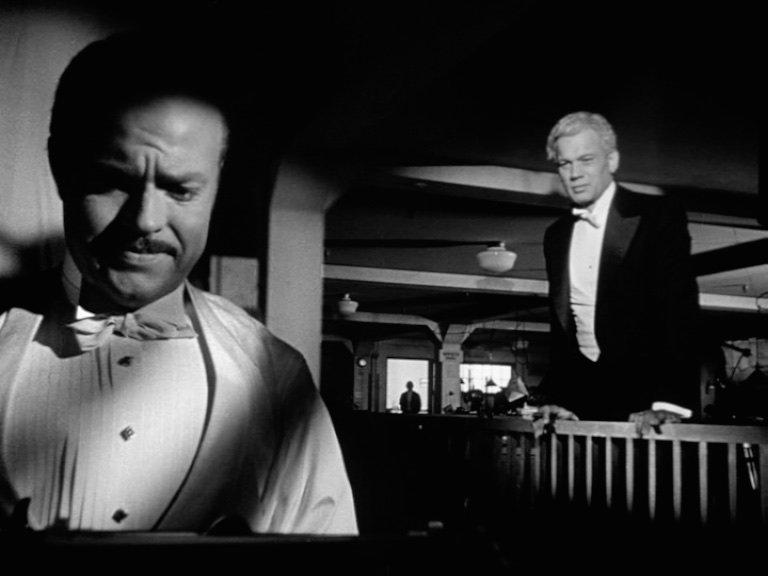 Mise-en-scene in Citizen Kane: Lighting