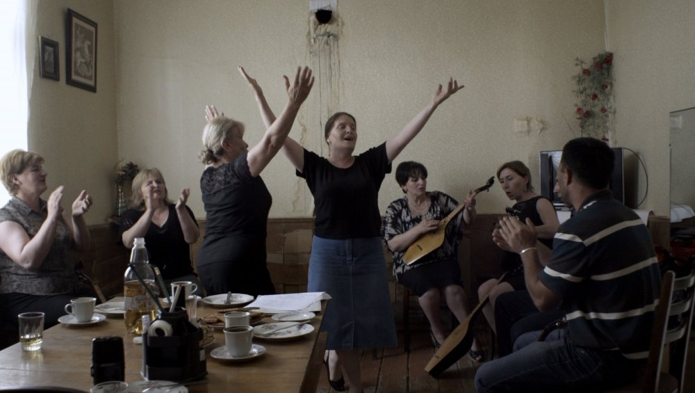 Rati Oneli's inaugural Art Doc Award winner City of the Sun
