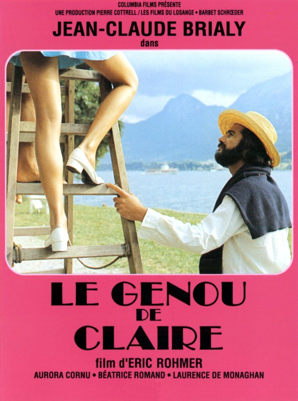 Claire's Knee (1970) poster