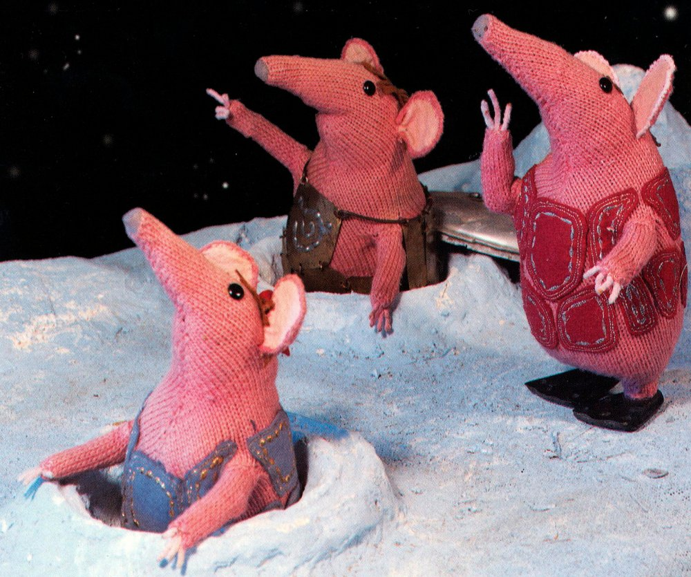 The Clangers (1969-74)