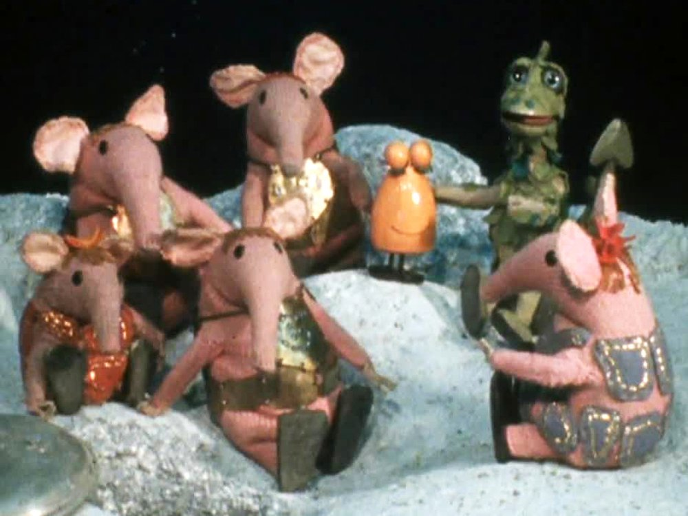 The Clangers – Vote for Froglet (1974)
