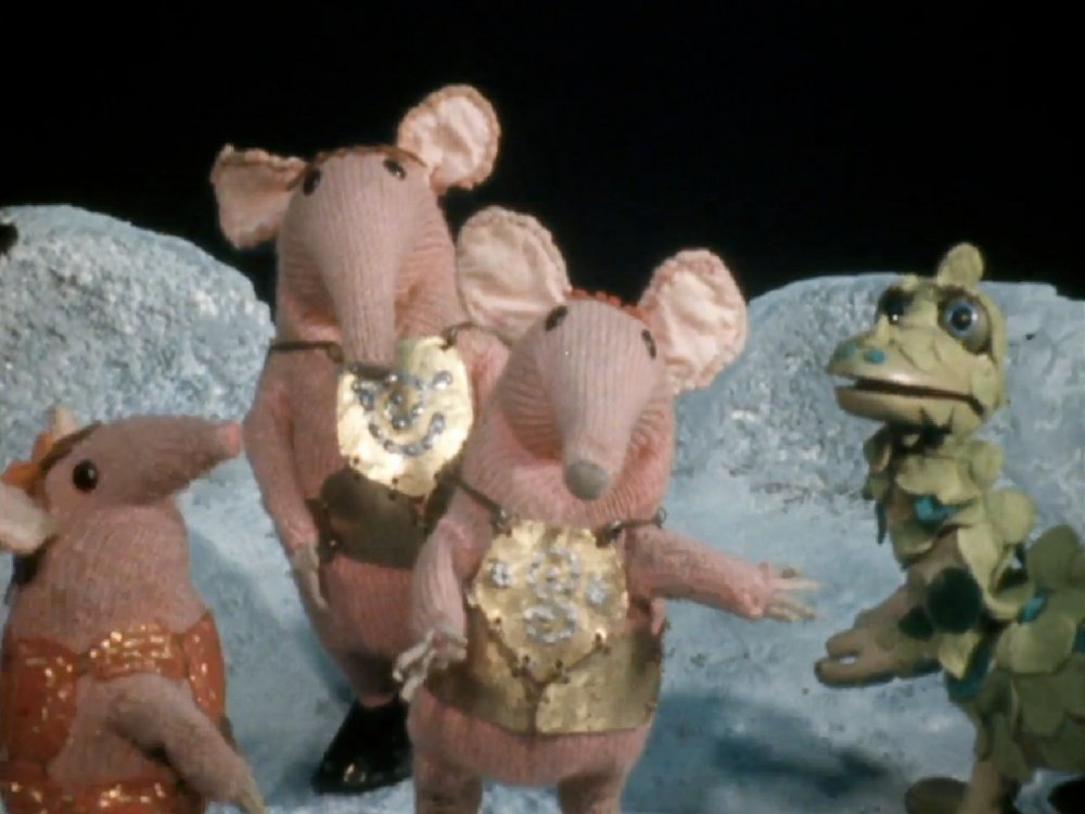The Clangers: Vote for Froglet (1974)