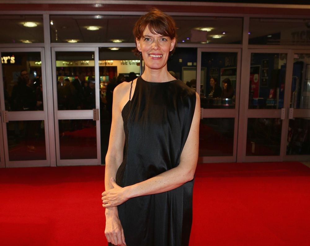 2015 juror Clio Barnard attending the 57th BFI London Film Festival in 2013