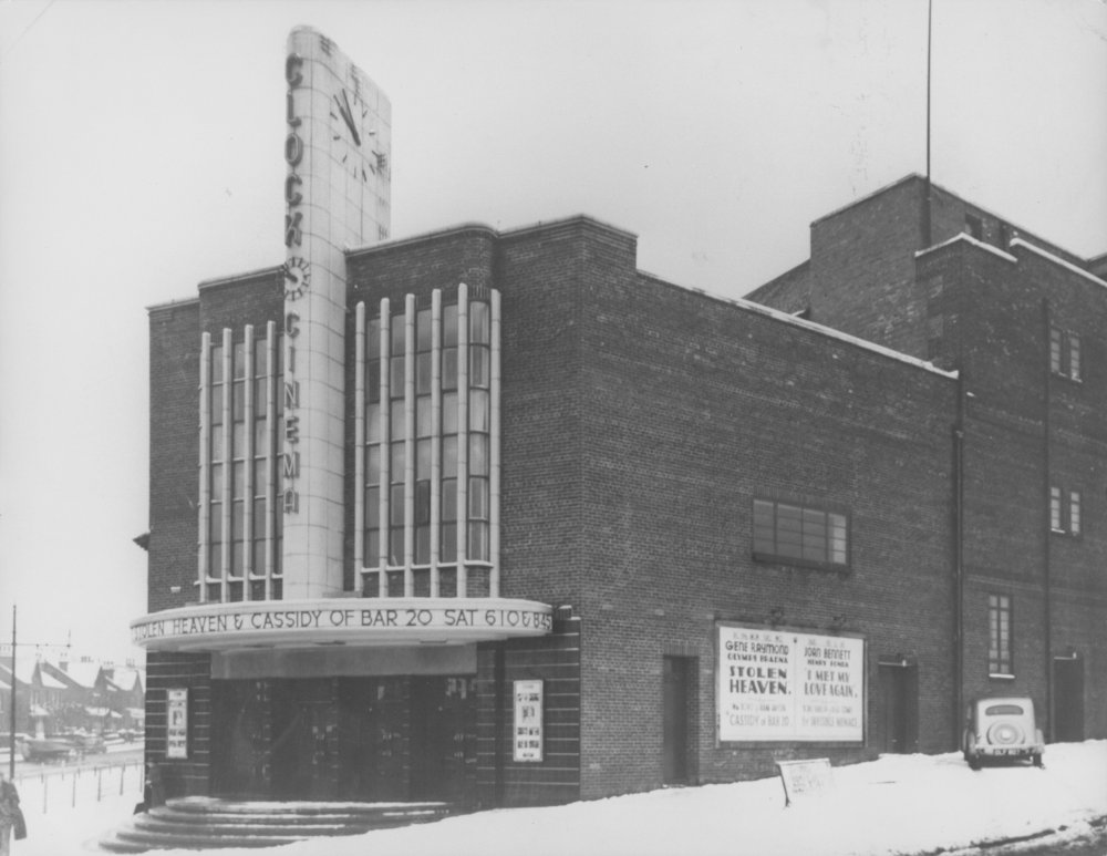 Clock Cinema, Leeds, 1938