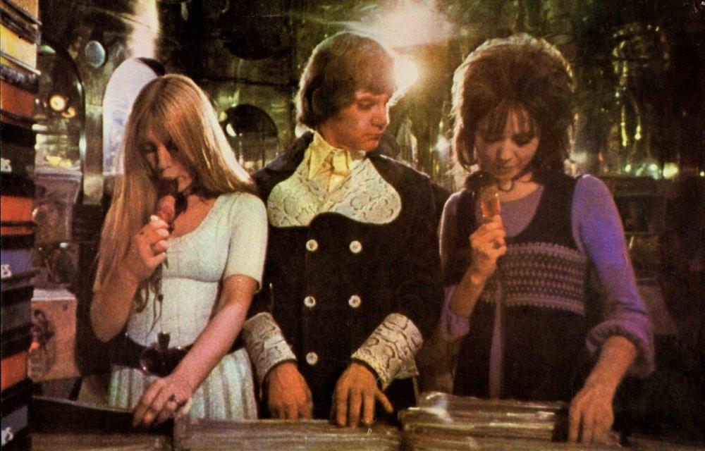 Hills in A Clockwork Orange (1971)