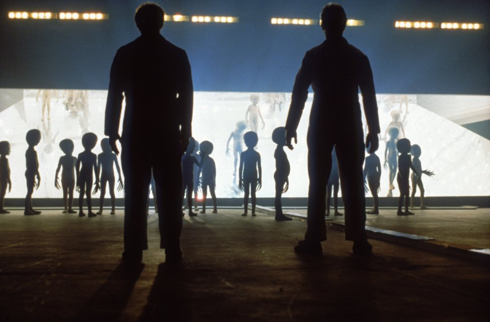 Is Close Encounters Of The Third Kind Spielberg's Most ...