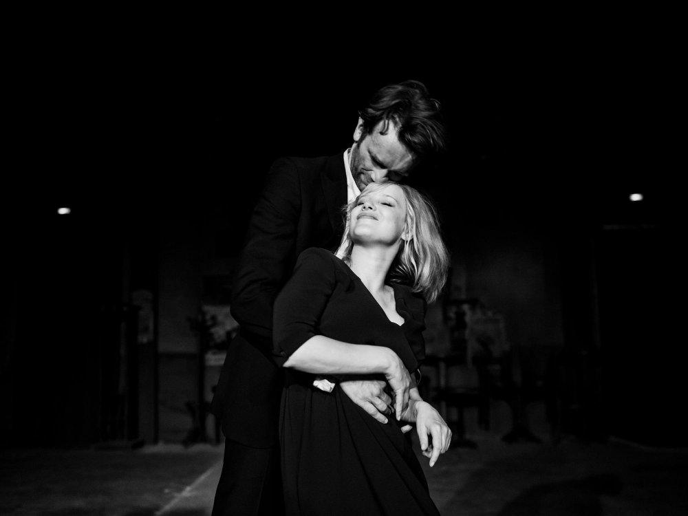 Tomasz Kot and Joanna Kulig in Cold War (2017)