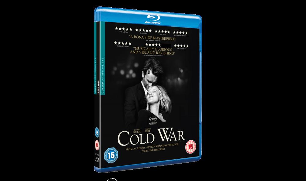 Win Cold War on Blu-ray | Sight & Sound | BFI