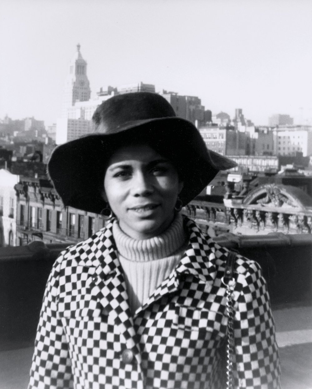 Kathleen Collins in New York