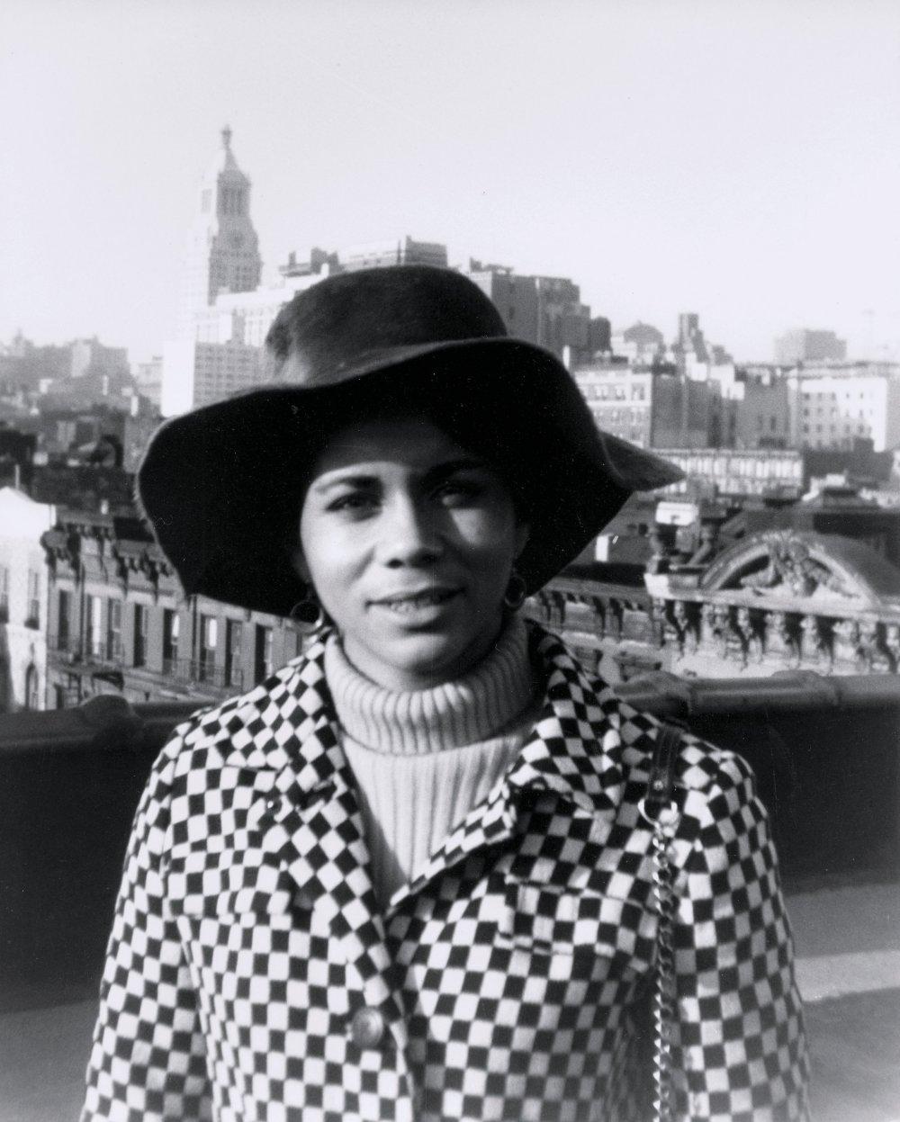 Kathleen Collins in New York