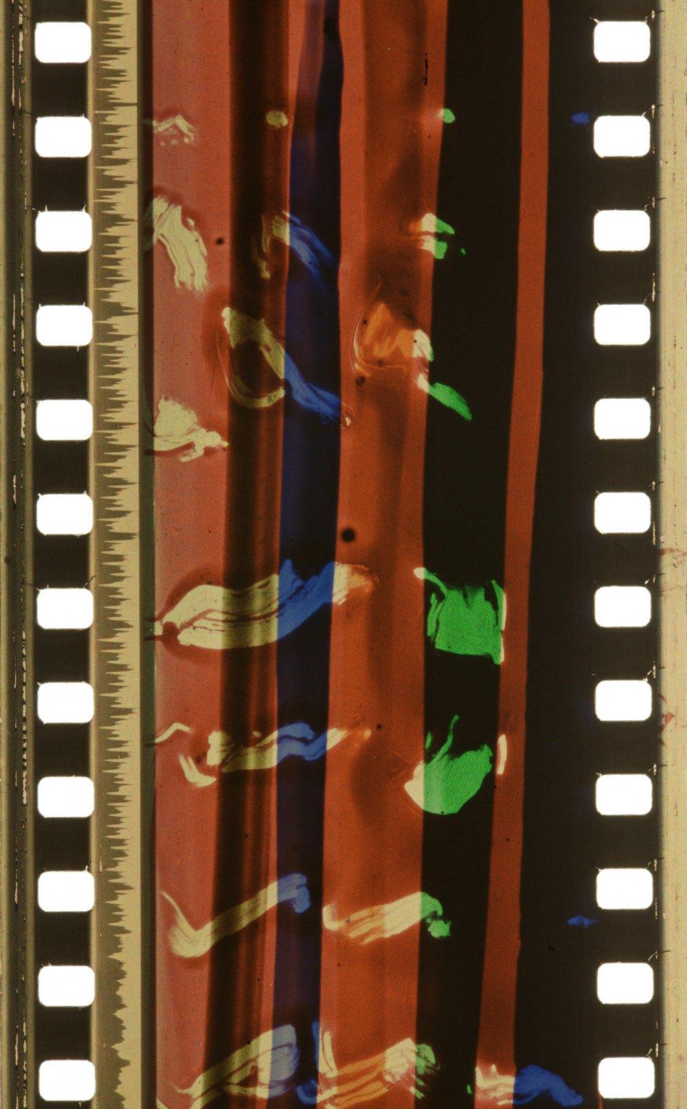 A Colour Box (1935), Dufaycolor reversal colour positive