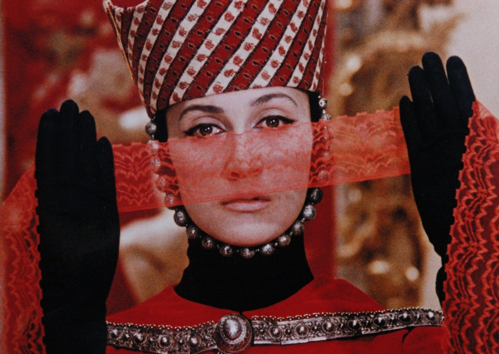 The Colour of Pomegranates (1969)