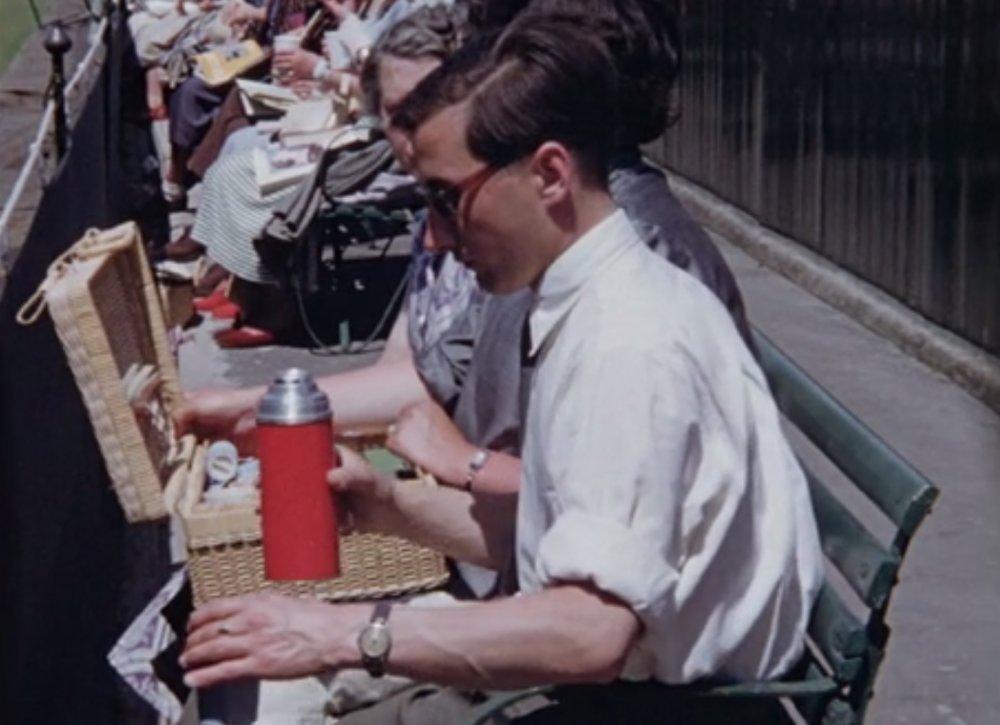 Colourful Wimbledon (1954)