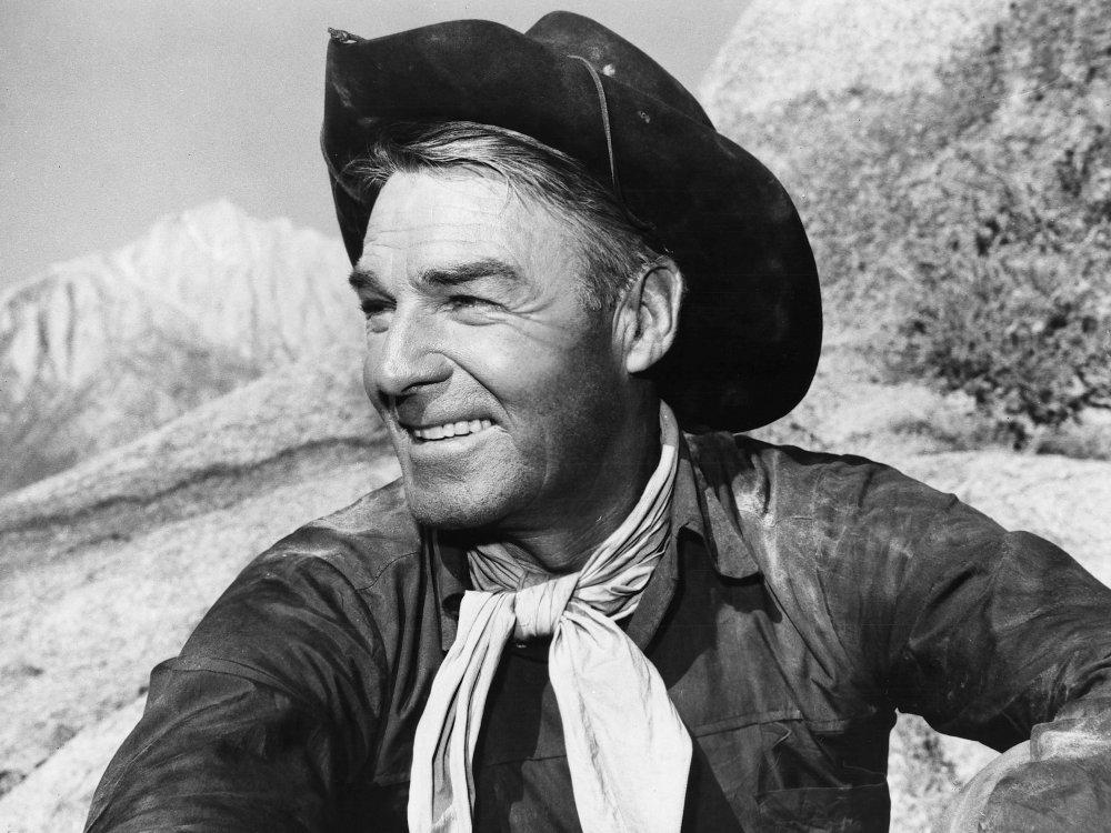 Randolph Scott in Comanche Station (1960)