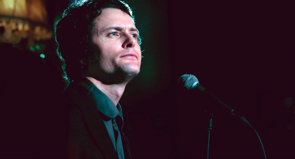 Make 'em laugh: Edward Hogg as aspiring stand-up Ed