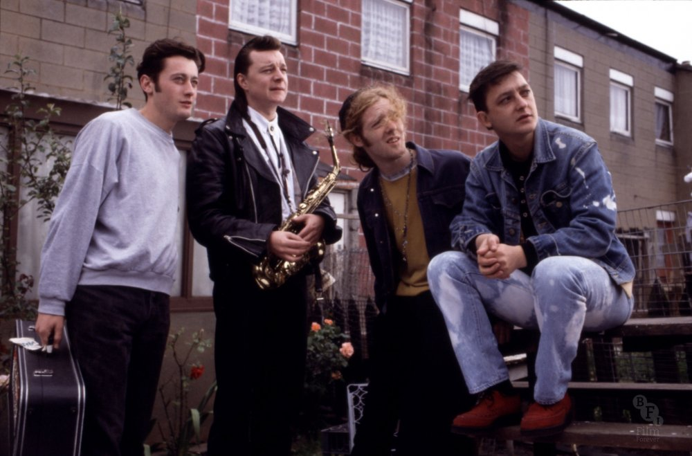 The Commitments (1991) production still