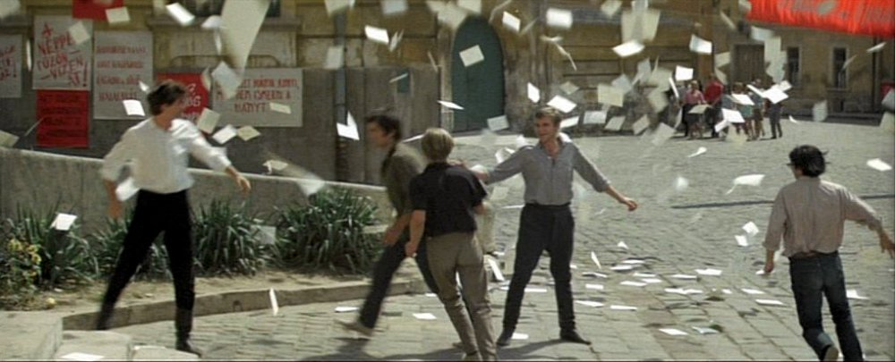 The Confrontation (Fényes Szelek, 1968)