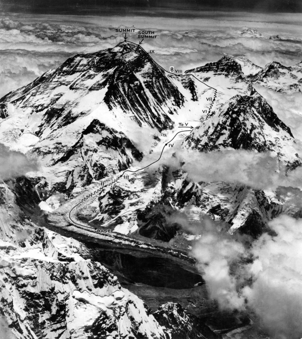 Room at the top: Countryman Films' The Conquest of Everest (1953)