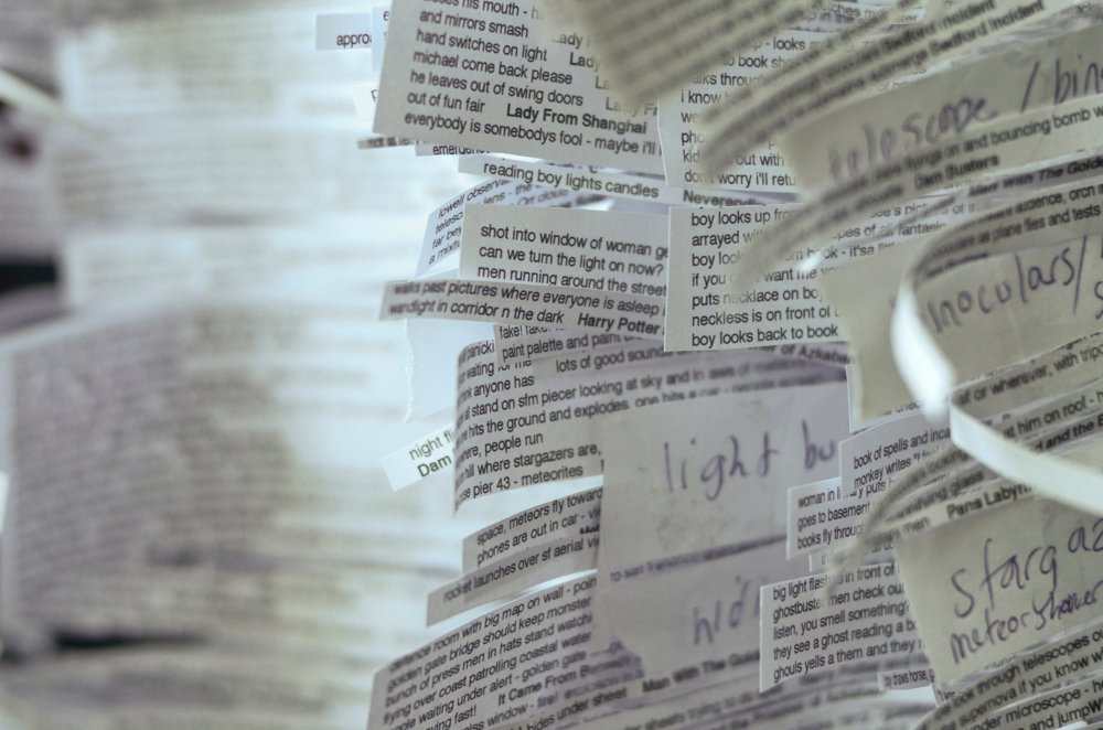 The paper version of Consequences: One Thing Leads to Another