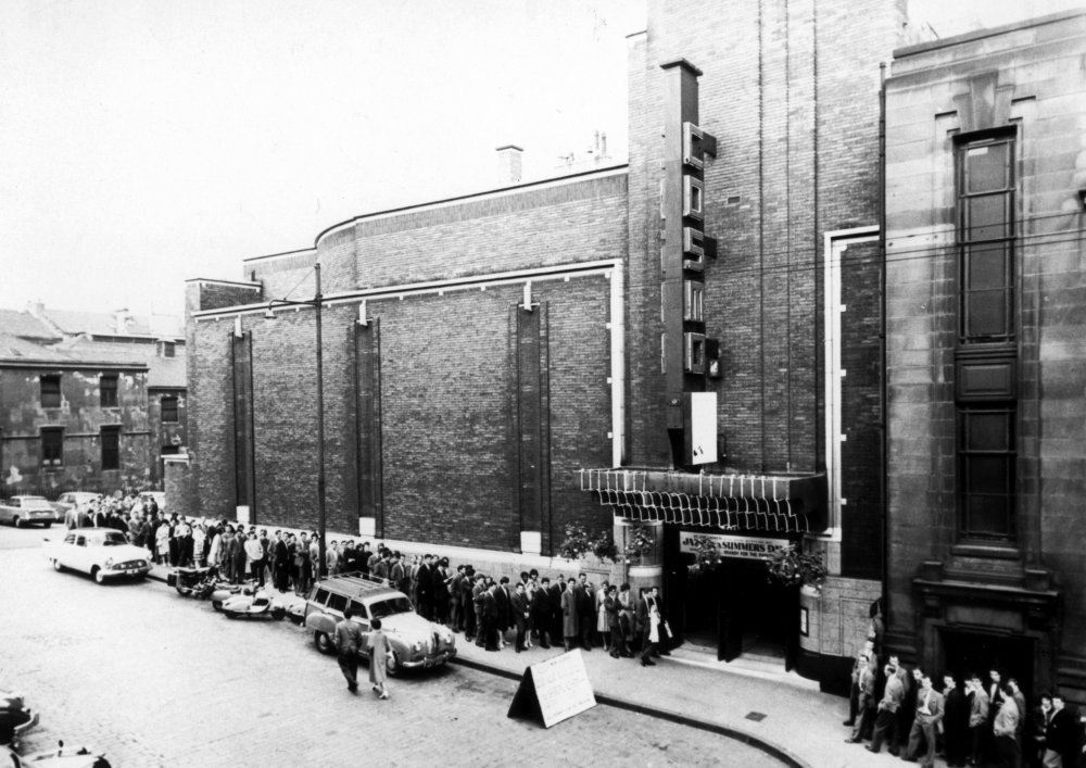 The Cosmo (now Glasgow Film Theatre), Glasgow, 1960