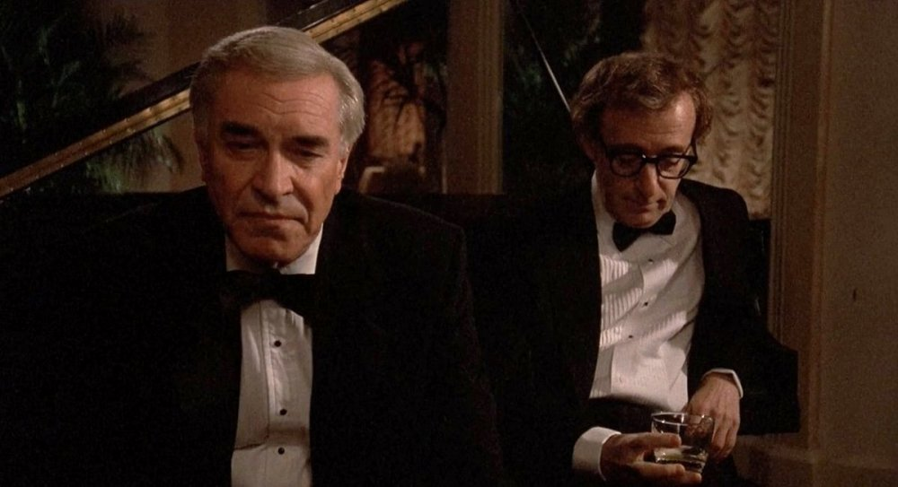 As Judah in Crimes and Misdemeanors (1989)
