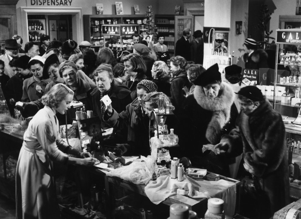 The Crowded Day (1954)
