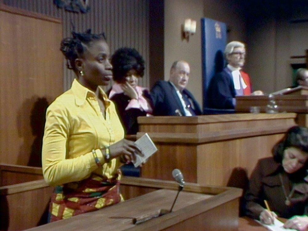 Episode Of Crown Court 1976 Written By Buchi Emecheta