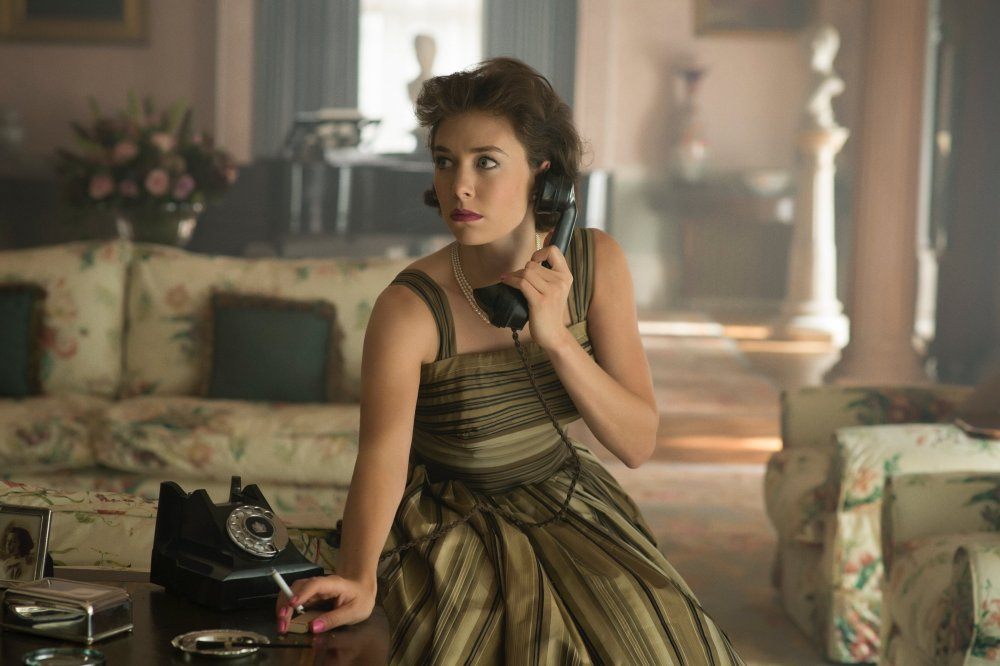 Vanessa Kirby as Princess Margaret